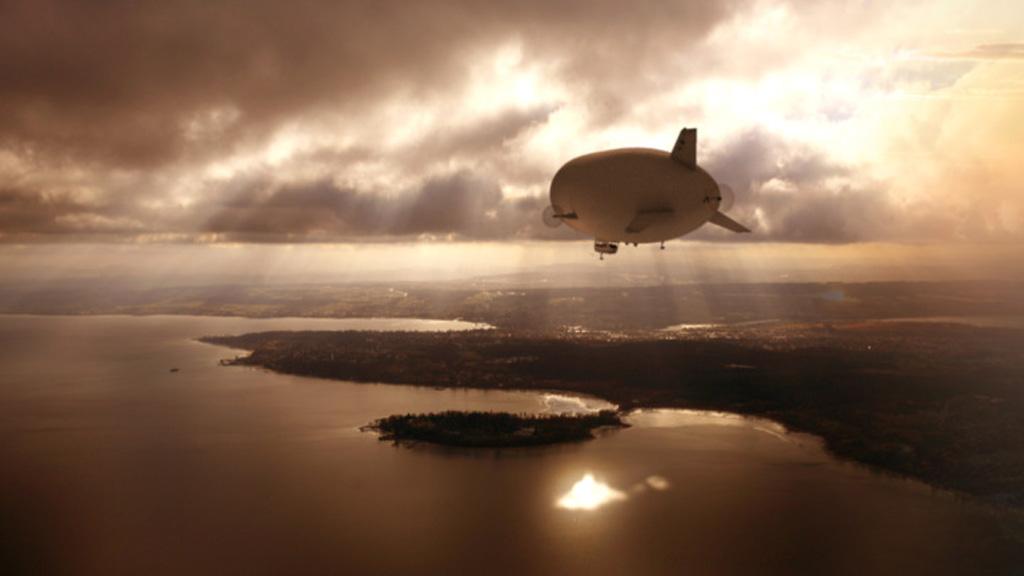 Mainau Zeppelin Special Effects